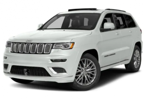 Jeep Grand Cherokee Summit V8 2018 Price in Hong Kong