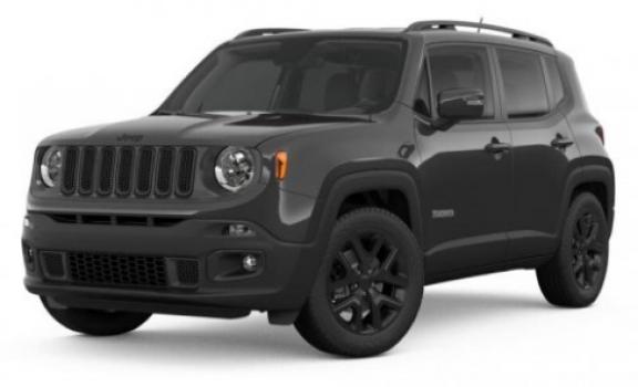 Jeep Renegade Altitude 4x4 2018 Price in India