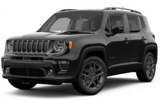 Jeep Renegade High Altitude 4x4 2019 Price In Hong Kong Features