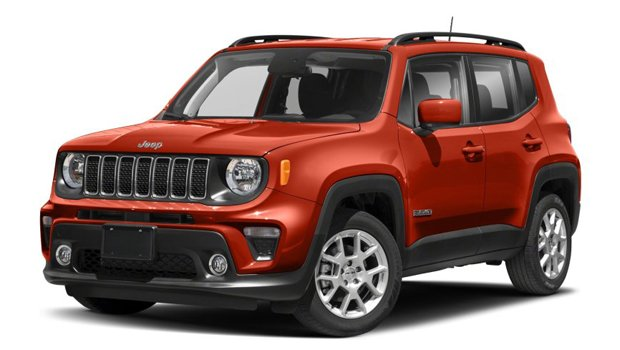 Jeep Renegade Sport 2021 Price in Spain
