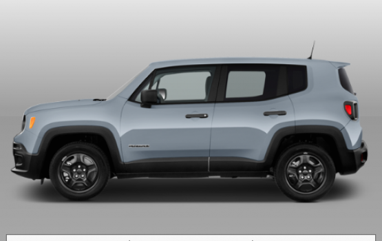 Jeep Renegade Sport 4x4 2018 Price In Hong Kong Features And