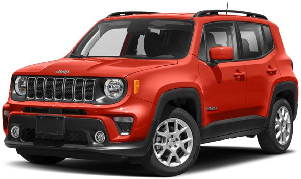 Jeep Renegade Sport 4x4 2020 Price In Germany Features And Specs Ccarprice Deu