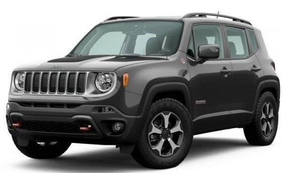 Jeep Renegade Trailhawk 4x4 2020 Price In Japan Features And