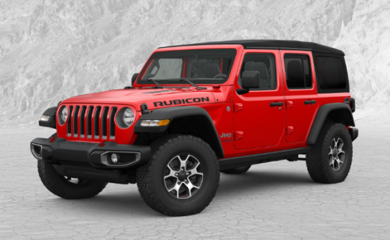 jeep wrangler jl rubicon unlimited v6 2018  ccarprice can