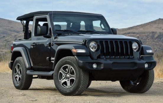 Jeep Wrangler Jl Sport 2 Doors 2018 Price In New Zealand