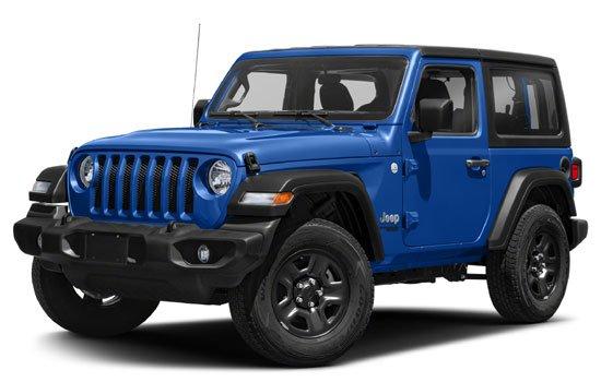 Jeep Wrangler Sport 4x4 2020 Price in Netherlands