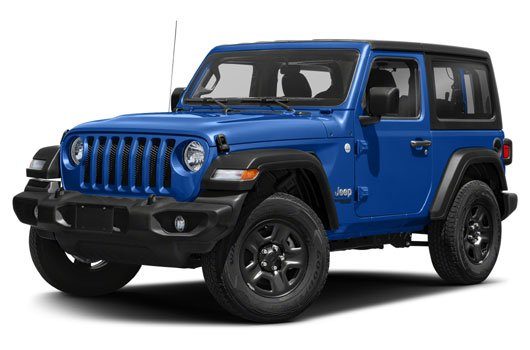 Jeep Wrangler Sport 4x4 2021 Price in Nigeria