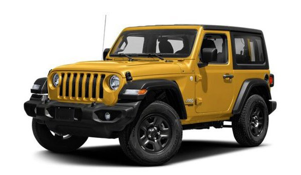 Jeep Wrangler Sport S 4x4 2021 Price in Turkey