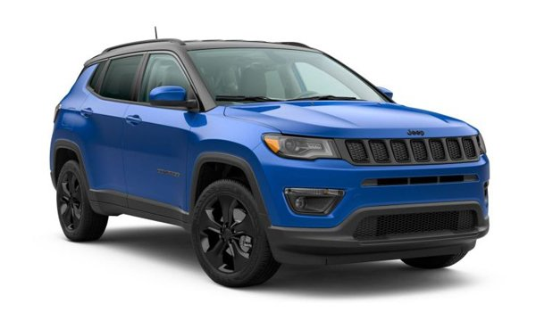 Jeep Compass Altitude 2021 Price in Pakistan