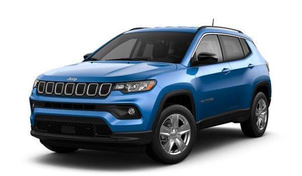 Jeep Compass Latitude 4x4 2022 Price in Russia