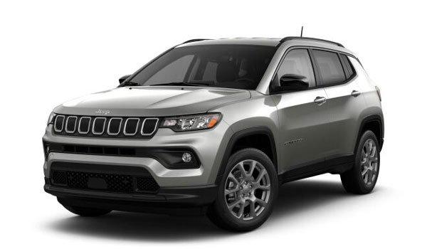 Jeep Compass Latitude LUX 4x4 2022 Price in Qatar