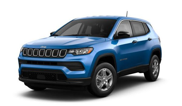 Jeep Compass Sport 4x4 2022 Price in Canada