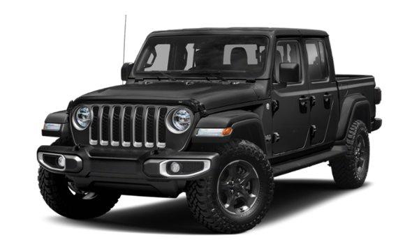 Jeep Gladiator High Altitude 2021 Price in Pakistan