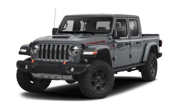Jeep Gladiator Mojave 2021 Price in United Kingdom
