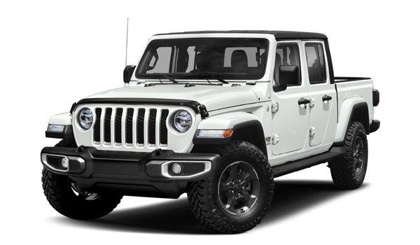 Jeep Gladiator Overland 2021 Price in Pakistan