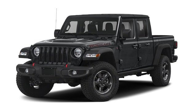 Jeep Gladiator Rubicon 2021 Price in Qatar
