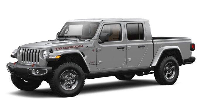 Jeep Gladiator Rubicon 2022 Price in Canada