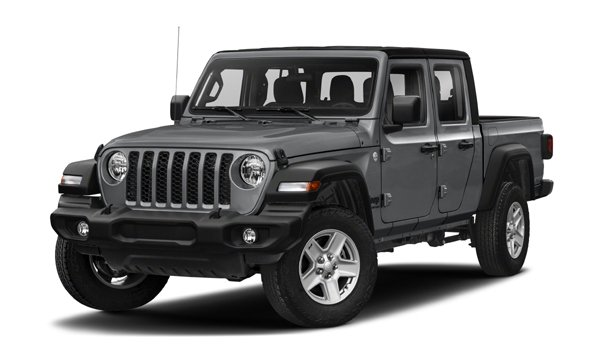 Jeep Gladiator Sport 2021 Price in Afghanistan