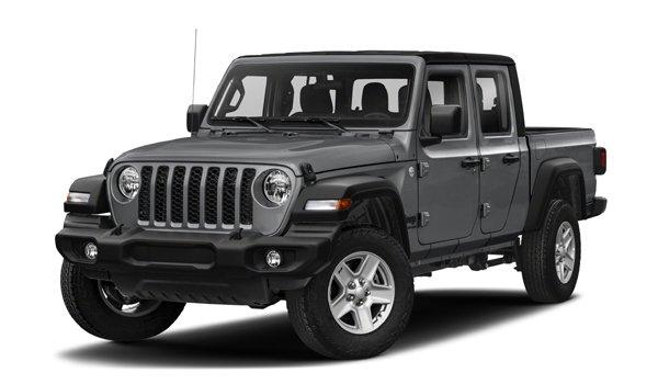 Jeep Gladiator Sport 2021 Price in United Kingdom