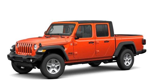 Jeep Gladiator Sport 2022 Price in Greece
