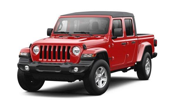 Jeep Gladiator Sport S 2021 Price in Pakistan