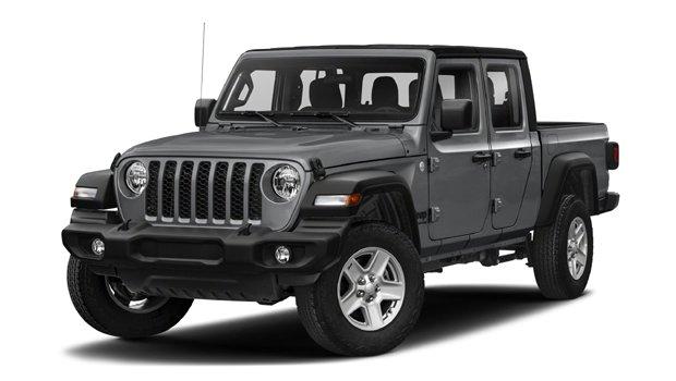 Jeep Gladiator Sport S 2022 Price in Canada