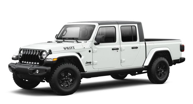 Jeep Gladiator Willys 2021 Price in Qatar