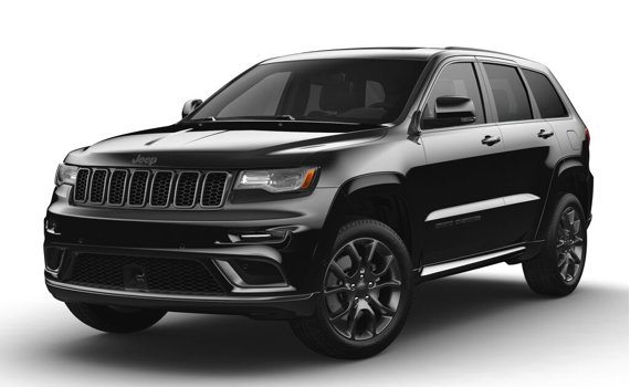 Jeep Grand Cherokee High Altitude 2021 Price in Spain