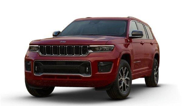 Jeep Grand Cherokee L Summit 2022 Price in Canada