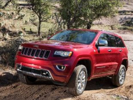 Jeep Grand Cherokee Overland 5.7L Price in Pakistan