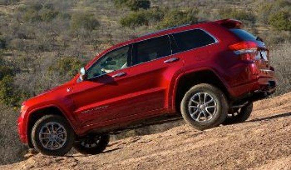 Jeep Grand Cherokee Summit 5.7L  Price in Pakistan