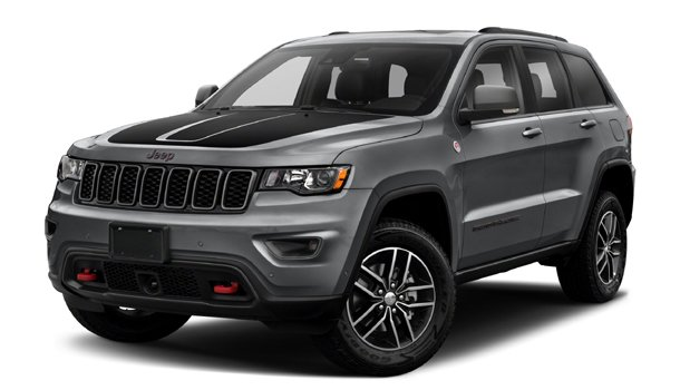 Jeep Grand Cherokee Trailhawk 4x4 2021 Price in Spain
