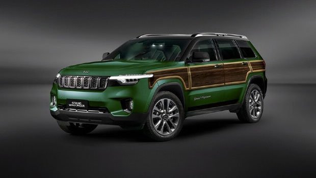 Jeep Grand Wagoneer 2023 Price in Canada