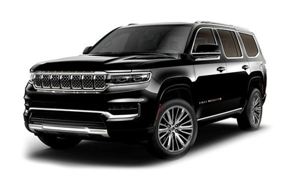 Jeep Grand Wagoneer Series II Obsidian 2022 Price in Russia