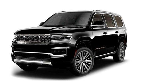 Jeep Grand Wagoneer Series I 2022 Price in Japan
