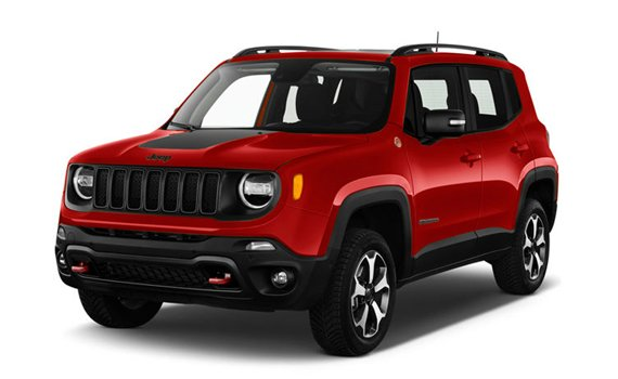Jeep Renegade Islander 2021 Price in Romania