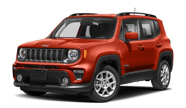 Jeep Renegade Limited 2021 Price in Dubai UAE