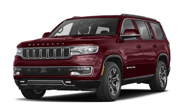 Jeep Wagoneer Series II 2022 Price in Egypt