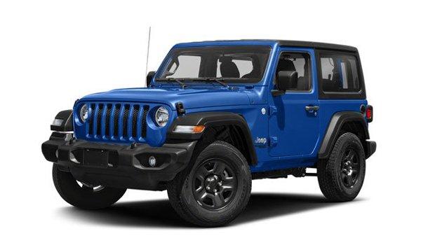 Jeep Wrangler Sport 2022 Price in Egypt