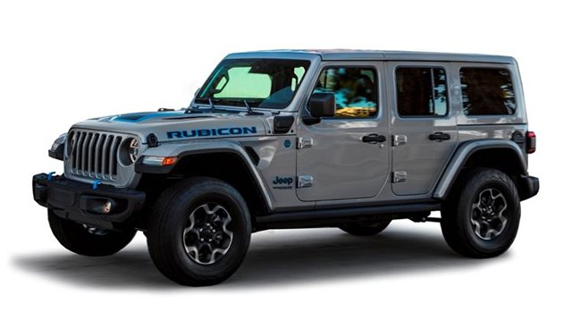 Jeep Wrangler 4xe Hybrid 2021 Price in Qatar