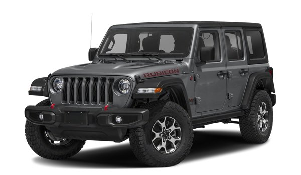 Jeep Wrangler Unlimited Rubicon 4x4 2021 Price in Hong Kong
