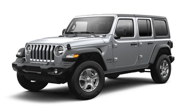 Jeep Wrangler Unlimited Sahara 4x4 2021 Price in Germany