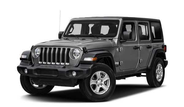Jeep Wrangler Unlimited Sport 4x4 2021 Price in Indonesia
