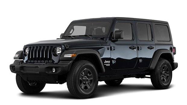 Jeep Wrangler Unlimited Sport Altitude 2021 Price in Europe