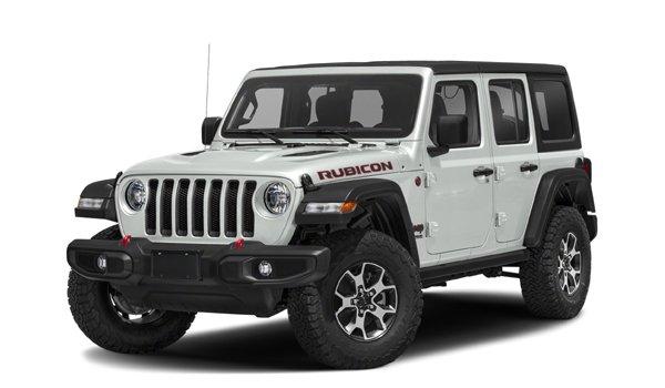 Jeep Wrangler Unlimited Rubicon 2022 Price in Greece