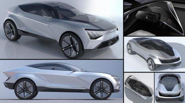 Kia Futuron Concept 2019 Price in South Africa
