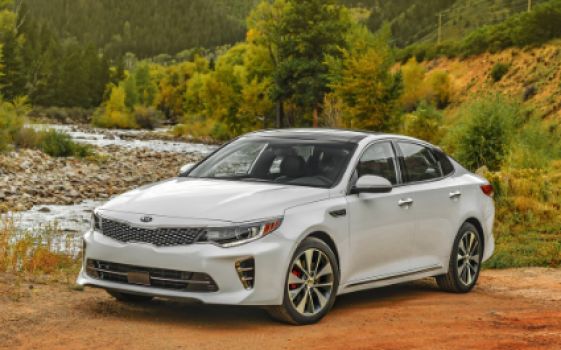 Kia Optima EX 2018 Price in Hong Kong