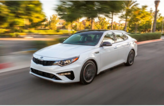 Kia Optima EX Tech 2019 Price in Hong Kong