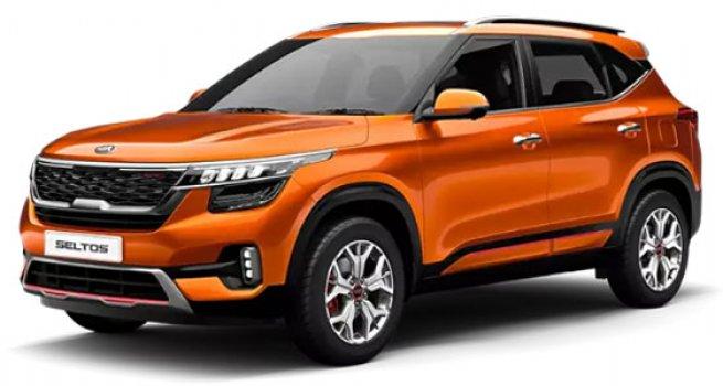 Kia Seltos 1.5 HTX D 2019 Price in Russia