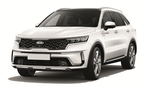 Kia Sorento EX 2021 Price in Hong Kong